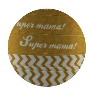 Krullint Super mama! Olive