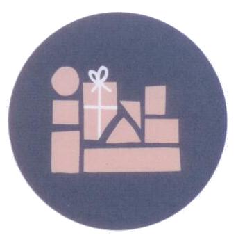 Sticker Golven mix