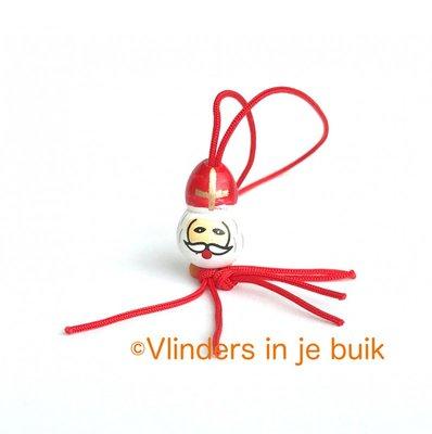 Gelukspoppetjes Sinterklaas hoofd