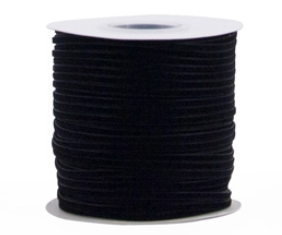 Velvet ribbon black