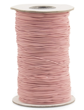 Elastic band baby pink