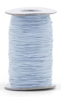 Elastic band powder blue