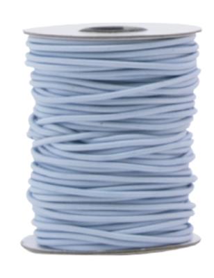 Elastic band Lilac blue