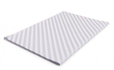 Vloeipapier Diagonal stripes silver