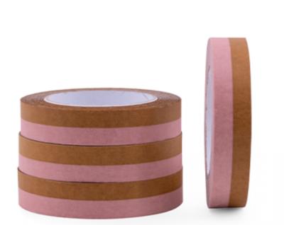 Papertape - duo tones - caramel / lemonade pink