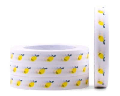 Papertape - Sticky lemon - Lemon