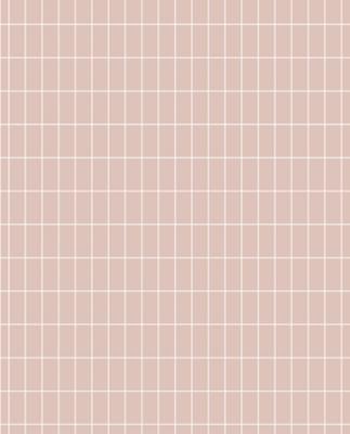 Cadeaupapier Grid nude