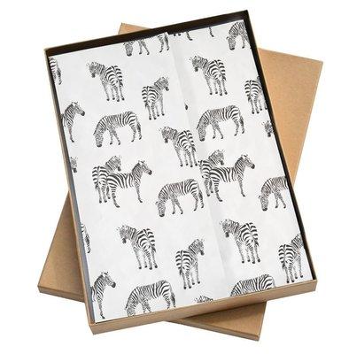 Vloeipapier It's a zebra