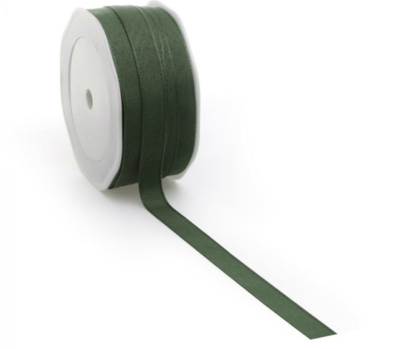 Texture ribbon green