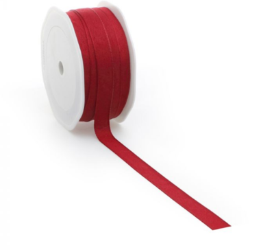 Texture ribbon bordeaux