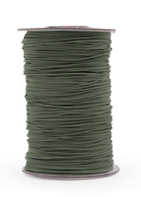 Elastic band Moss green