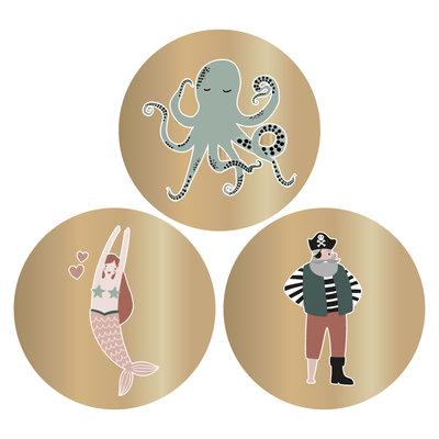 Stickers Oceaan