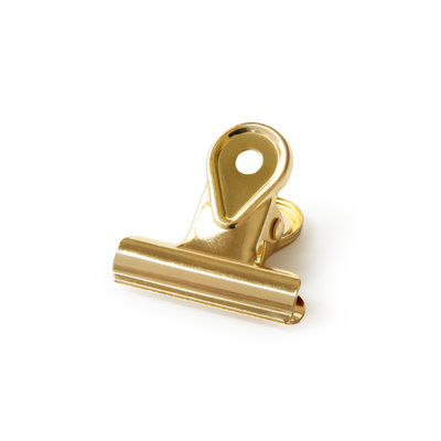 Office clips gold