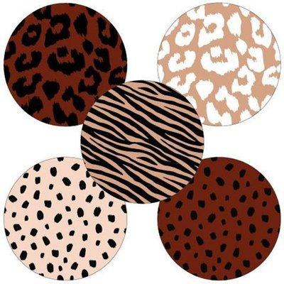 Sticker Wildlife/101 Dots
