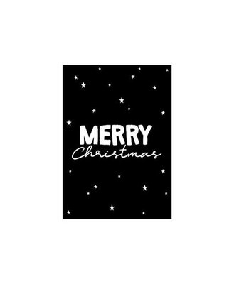 Cadeaukaart Merry Christmas