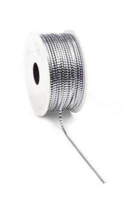 Sierband Circlé zilver