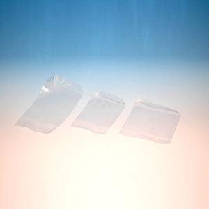 Cadeauzakjes transparant afmeting 12 x 18 cm