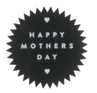 Sticker Happy mothers day