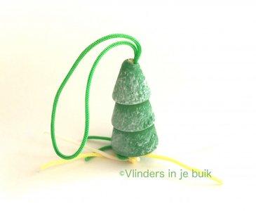 Gelukspoppetjes Kerstboom