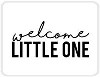 Sticker Welcome little one