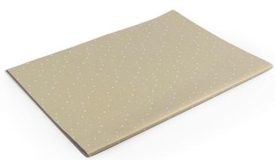 Vloeipapier Sparkles gold/white