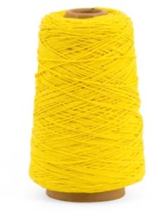Cotton cord yellow