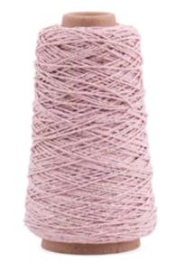 Cotton cord light pink/gold