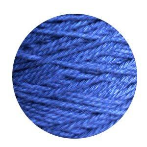 Cotton cord Kobaltblauw
