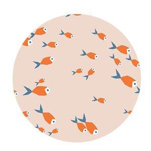 Cadeaupapier Fishes nude