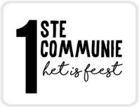 Sticker Communie