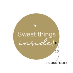 Sticker Sweet things inside!