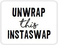 Sticker Unwrap this instaswap