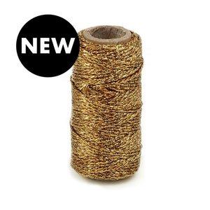 Lurex gold roll
