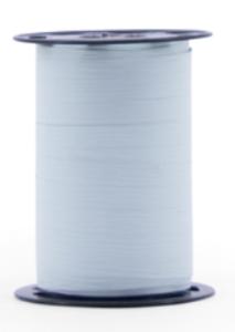 Krullint uni paporlene Powder blue