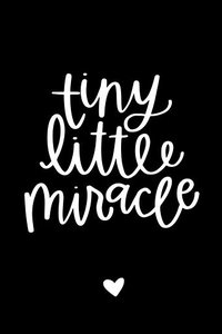 Cadeaulabel Tiny little miracle