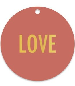 Cadeaulabel Love