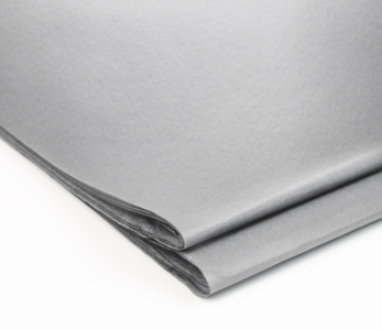 Vloeipapier Metallic silver