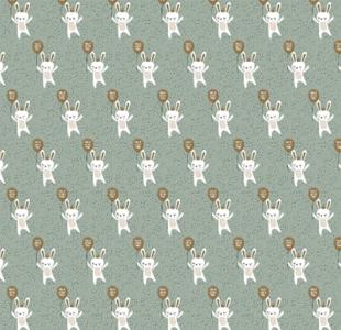 Cadeauzakjes Baby bunny 12 x 19