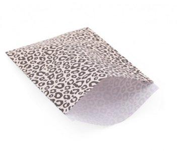 Cadeauzakjes Leopard nude 17 x 25