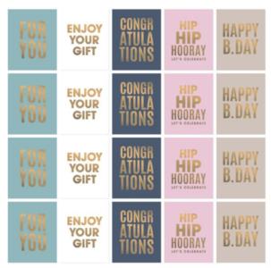Stickers Spring 2020 multi