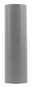 Cadeaupapier Diagonal stripes black/white