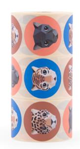 Stickers Studio Ditte Jaguar