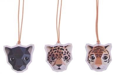 Studio Ditte Jaguar papertags set
