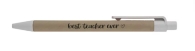 Pen 'Best teacher ever'