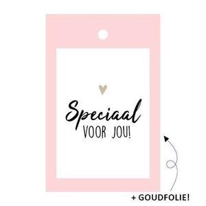 Cadeaulabel Speciaal voor jou