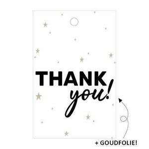 Cadeaulabel Thank you!