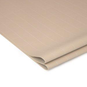 Vloeipapier Grid beige