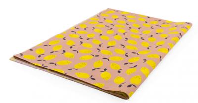 Vloeipapier Sticky lemon