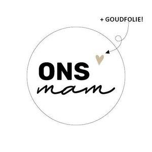 Sticker Ons mam