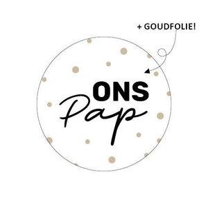 Sticker Ons pap